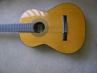 ADMIRA 'Ronda' Spanish acoustic guitar, good condition, excellent brand. Selling £125 on-line