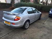 Chrysler neon R/T years mot