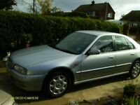 rover 600 only 37,000mile good gondition 2 owners classic car