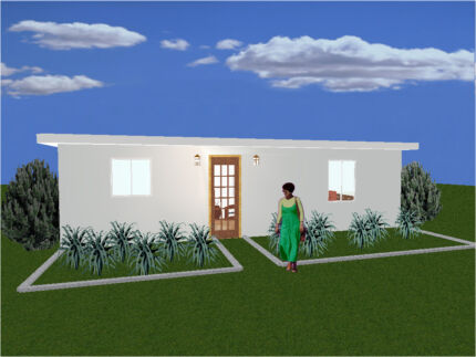 Granny Flat 1 Bedroom, bathroom and Kitchen, Luxury $ insulated,