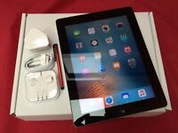 Apple iPad 2 32GB WiFi + Cellular, Black silver, WARRANTY, NO OFFERS