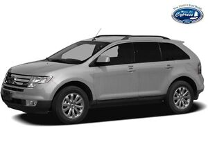 2008 Ford Edge SEL (Bluetooth  Heated Seats  Moon Roof)