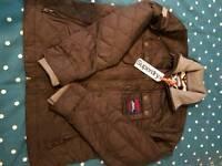 Super dry coat (Brand new)