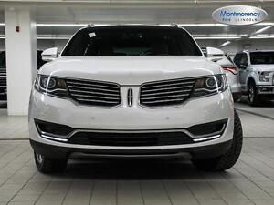 2016 Lincoln MKX TECH PKG, CRUISE