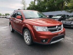 2012 Dodge Journey RT AWD CUIR MAGS 19P  GROS ECRAN