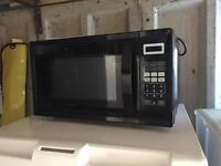 Asda black microwave