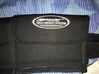 NEW Beaver pro weight pouch belt with buckle