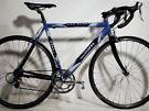 54cm Fausto Coppi Road Bike Shimano Ultegra Carbon Forks