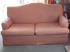 Wesley-Barrell metal action double sofabed