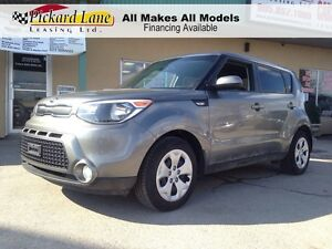 2014 Kia Soul LX LOW KMS!! BLUETOOTH!! FOG LIGHTS & MUCH MORE!!