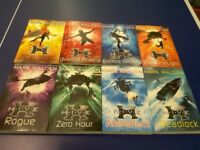 Books. HIVE books. Set of 8 by Mark Walden. Action/Adventure, Age 11+