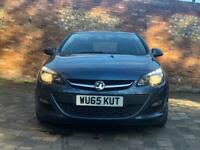 2015 Vauxhall Astra blue low miles