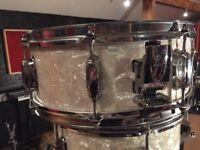 Tama Rockstar Drumkit Shells. Pearl.