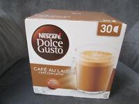 Nescafe Dolce Gusto Cafe Au Lait 40 Pods for £12