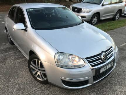 2009 TURBO DIESEL Volkswagen Jetta TDi D4D LOW KS LONG REGO LOGS