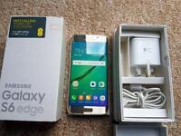 Samsung Galaxy S6 Edge 64GB Gold EE