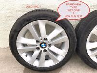 BMW 1 series coupe stock rims alloys x4