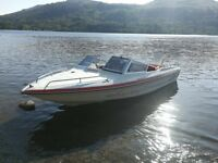 18ft Fletcher bravo speed boat