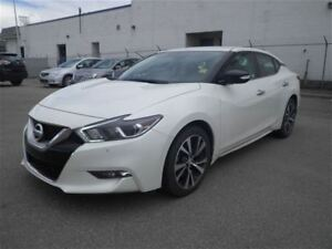 2016 Nissan Maxima 3.5 SV | Leather | NAV |  Heated Seats |