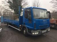 Iveco eurocargo plant recovery trucks 2006-2007 choice of 2