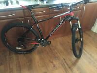 Boardman 650b comp mountain bike