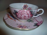 Wedgwood cup and saucer - brand new