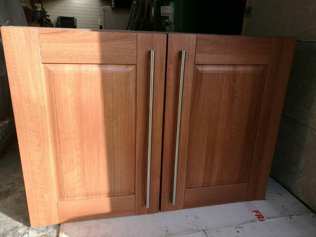 Kitchen cupboard units