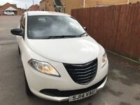 CHRYSLER YPSILON (2014) 1.2 WHITE 5DR