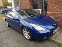 2001 Toyota Celica 1.8VVTi*Full Leather Interior*Service History*