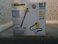 Kartcher sc1 premium steam stick with accessories