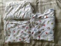 Gro swaddles 0-3 month