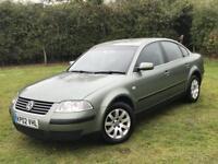 2002 / 02 VW Passat SE 2.0 - Outstanding condition
