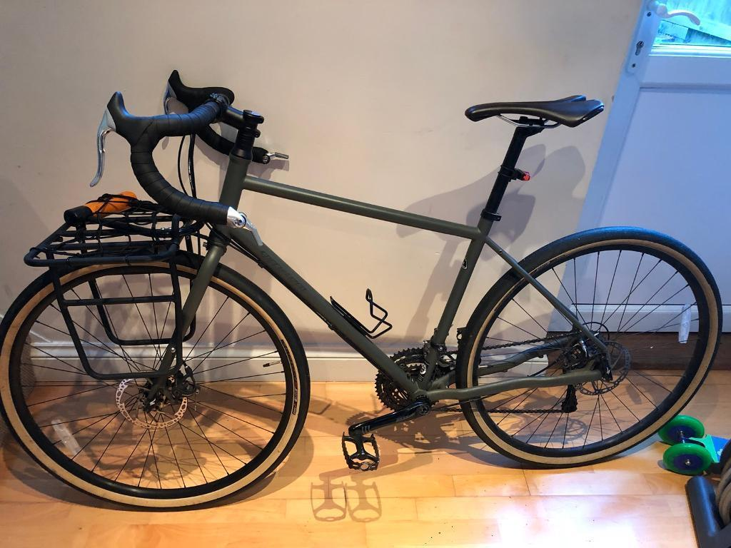 Specialized Awol Adventure Bike 2017 In Gloucester Road