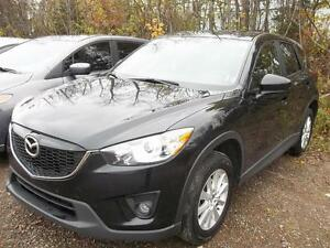 2014 Mazda CX-5 GS 160k Warranty!