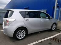 Toyota verso diesel automatic full toyota service history leather seats hpi clear 53000 lileage