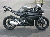 Yamaha YZF-R 125 Low miles PX and delivery possible