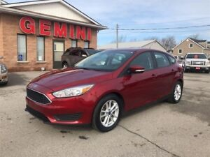 2017 Ford Focus SE Auto Heated Seats & Wheel