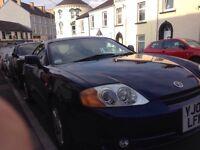 ***CAR SOLD***2003 Hyundai coupe 2,0 se