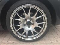 "BBS Motorsport Reps 5x108 18"" Alloys"