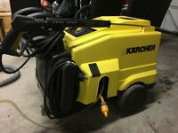 Karcher HDS 500 Ci Hot and Cold Wash Pressure Washer