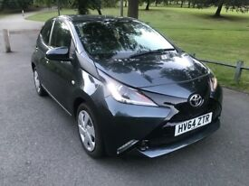 Toyota Aygo !!! Automatic !!!! New Shape 5 Door 33000 Miles full service history 2 keys