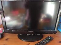Panasonic viera 22 inch LED TV