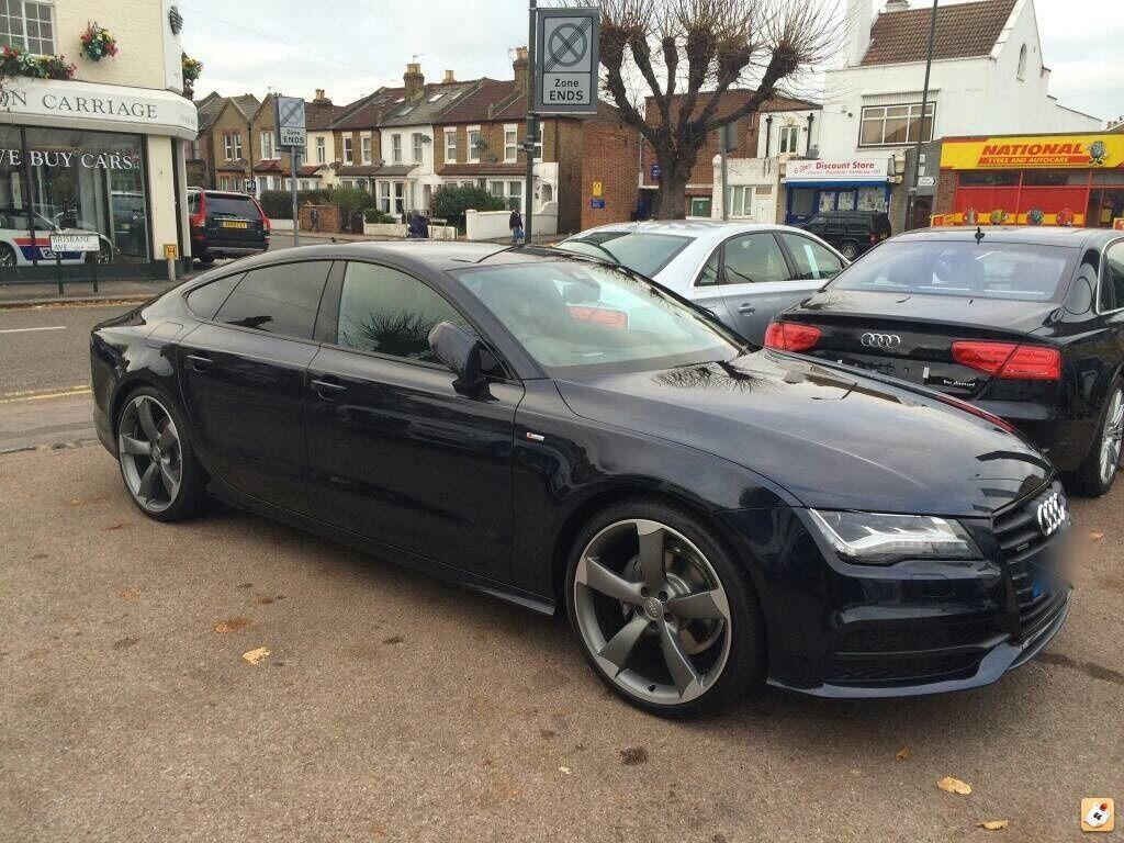 Audi A7 Front End Complete 3 0 Tdi Auto Black Edition Top Spec In Stoke Newington London