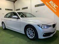 BMW, 3 SERIES, Saloon, 2016, Manual, 1995 (cc), 4 doors