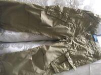 Boys Ralph Lauren cargo combat pants trousers 3t