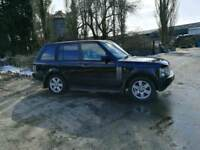 Range Rover 2004 L322 diesel