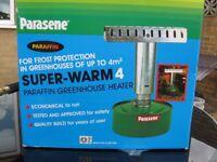 Greenhouse Heater Super warm 4 Paraffin single heater