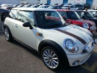Limited Edition Mini Cooper Mayfair 1.6 Petrol.