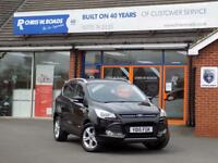 FORD KUGA 2.0 TDCi ZETEC AWD 5dr ** Appearance Pack ** (black) 2015