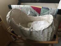 Moses basket/crib